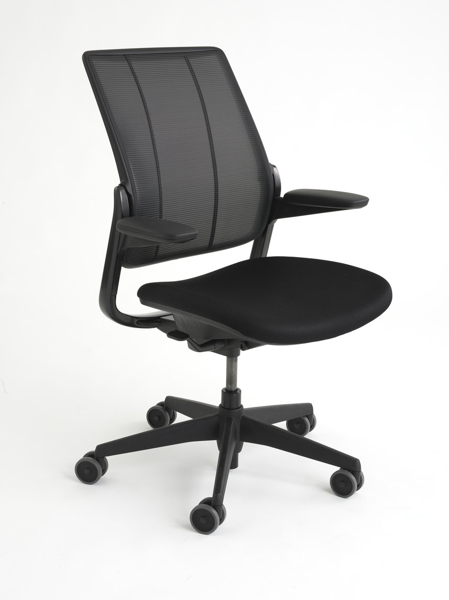 Office Chairs Made from Recycled Fishing Nets!