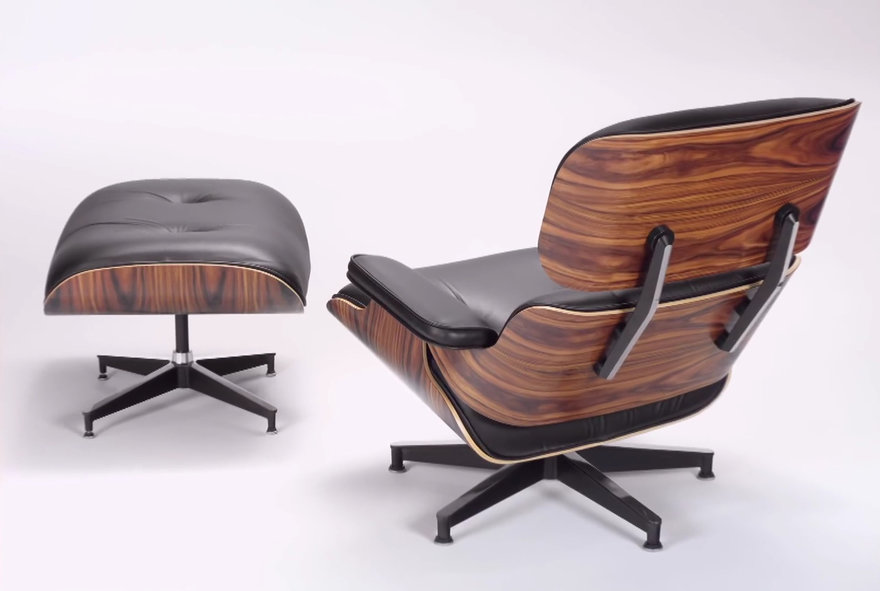 Eames Loungechair how the eames lounge chair is made core77