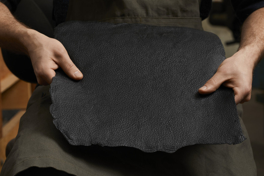 Second Company Develops Sustainable Mushroom-Grown Leather, Will Debut it This Saturday