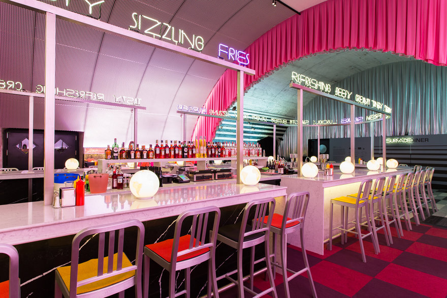 Why Diners? David Rockwell Reflects on Theme of His Milan Design Week Installation