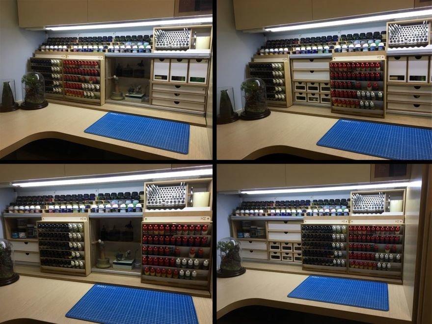 Hobbyzone S Modular Workshop System For Dense Compact