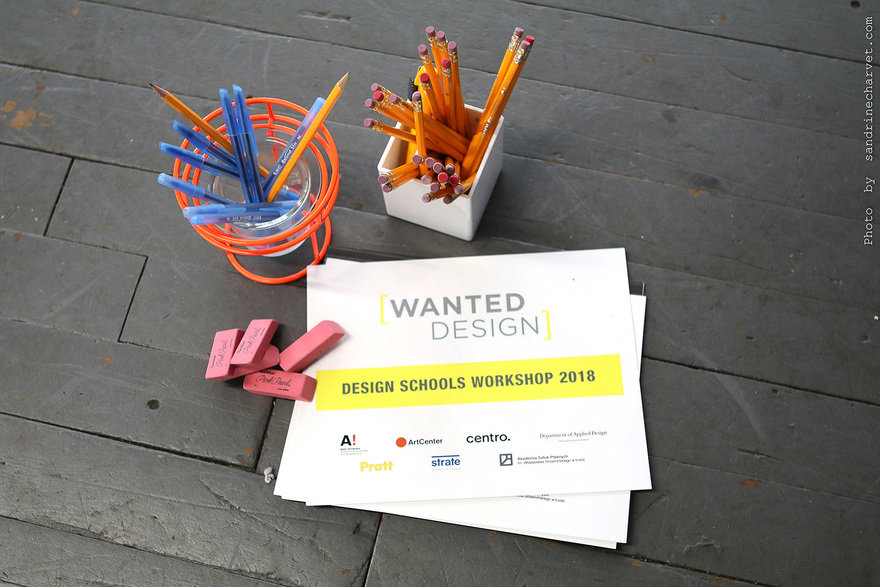 WantedDesign School Workshop 2018!