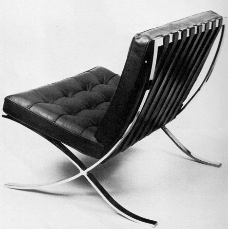 knoll sued over mies van der rohe furniture designs core77. Black Bedroom Furniture Sets. Home Design Ideas