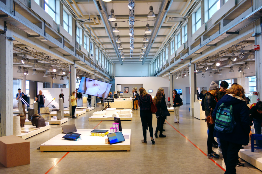 Dutch design week 2015 the graduation show at the dae for Eindhoven design school