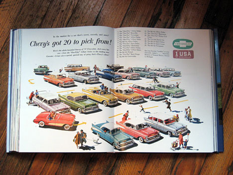 Book Review Classic Cars Years Of Automotive Ads By Jim
