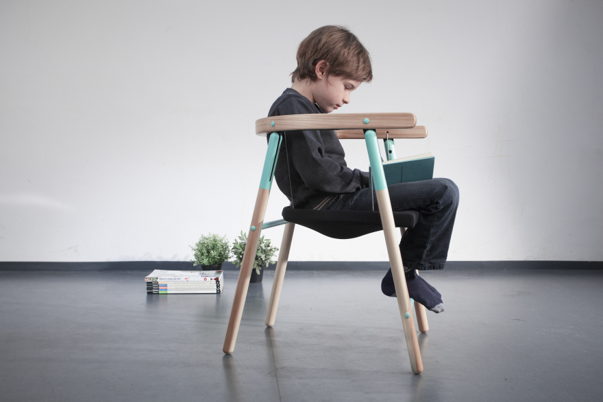 Tink Things Sensory Intelligent Furniture For Kids Core77