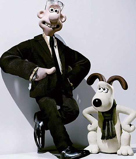 Wallace Amp Gromit S Fashion Debut Core77