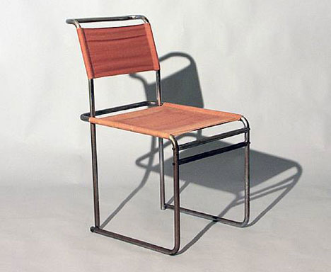 id history marcel breuer chair man of the bored core77. Black Bedroom Furniture Sets. Home Design Ideas