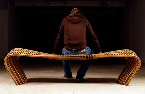 Biorhythm Bench By Matthias Pliessnig Core77