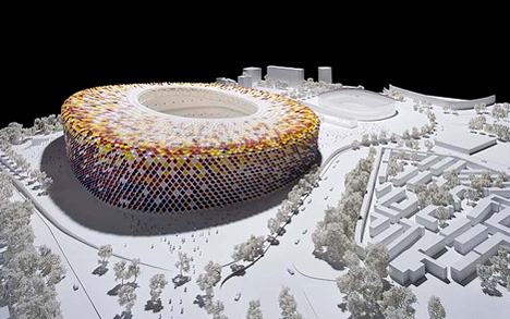 The new Camp Nou - Barcelona FC