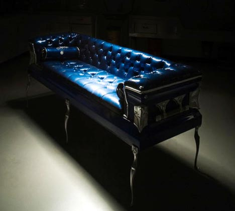 Furniture To Die For Coffin Couches Core77