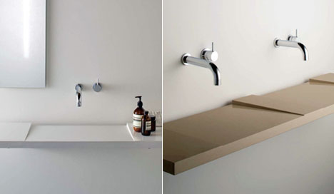 Sinks like these and others weve seen lately are flat, finally taking ...