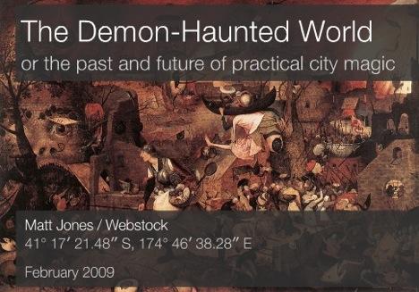 The Demon-Haunted World - Core77
