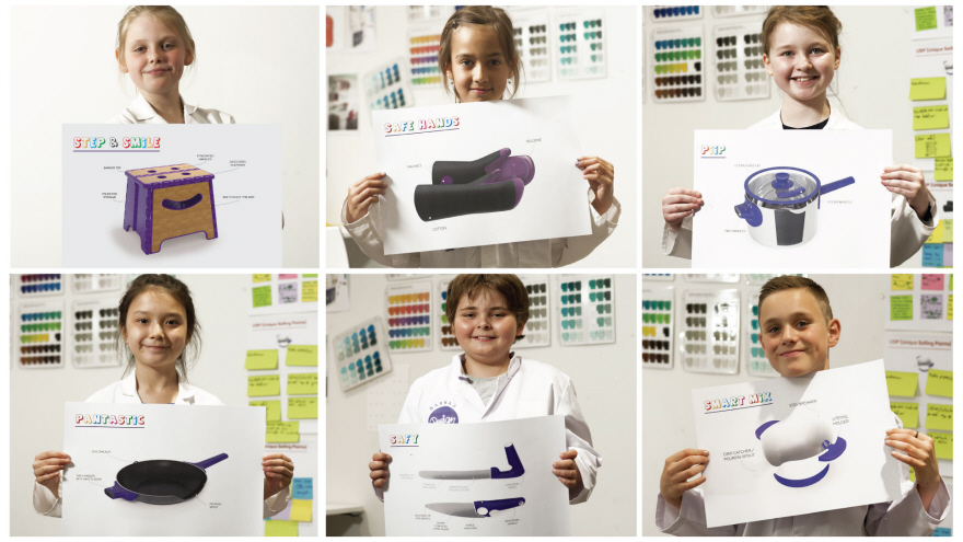 Kitchen Lab Kids here's what happens when kids design kitchen products for kids