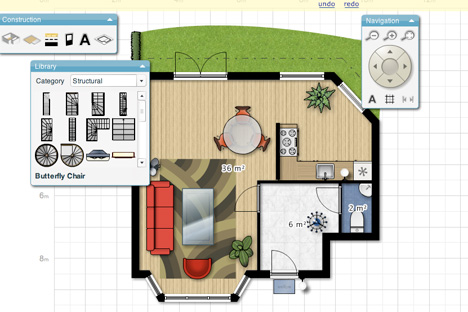 floor planner interactive floorplan tool - Floor Plan Tools