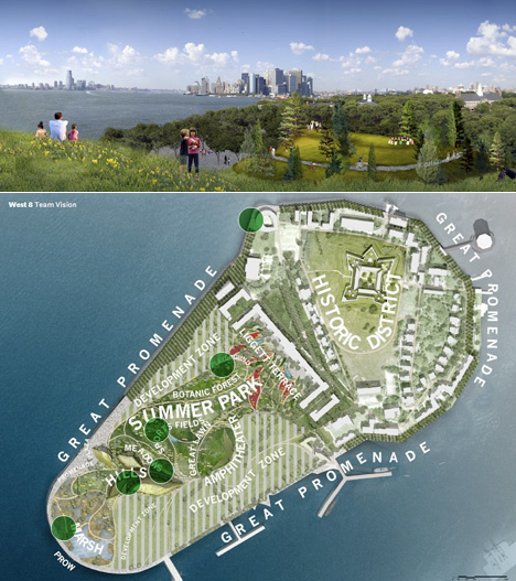 Governors Island Plans Nyc's Governors Island