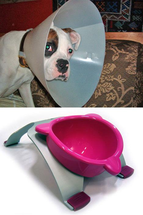 Dog Satellite Dish Collar