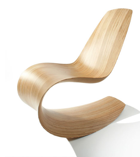 Odechair Contemporary Organic Chairs From Jolyon Yates Core77