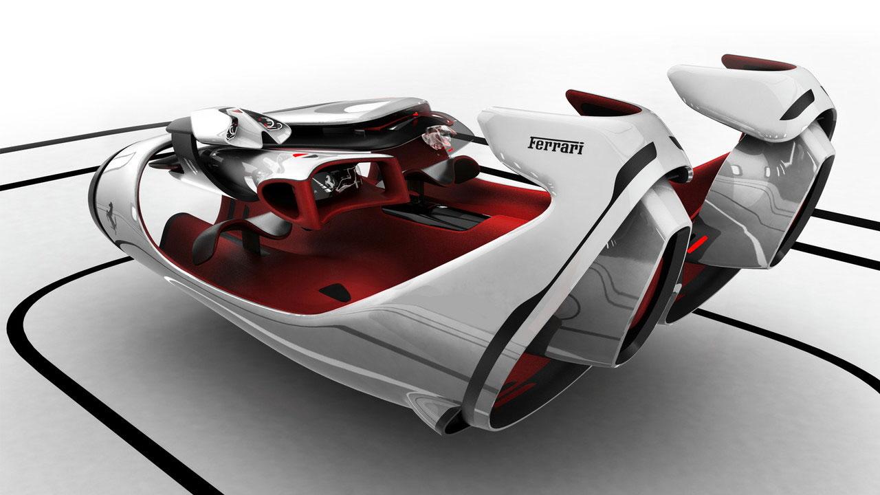 Which Design Schools Placed In Ferraris Top School Challenge