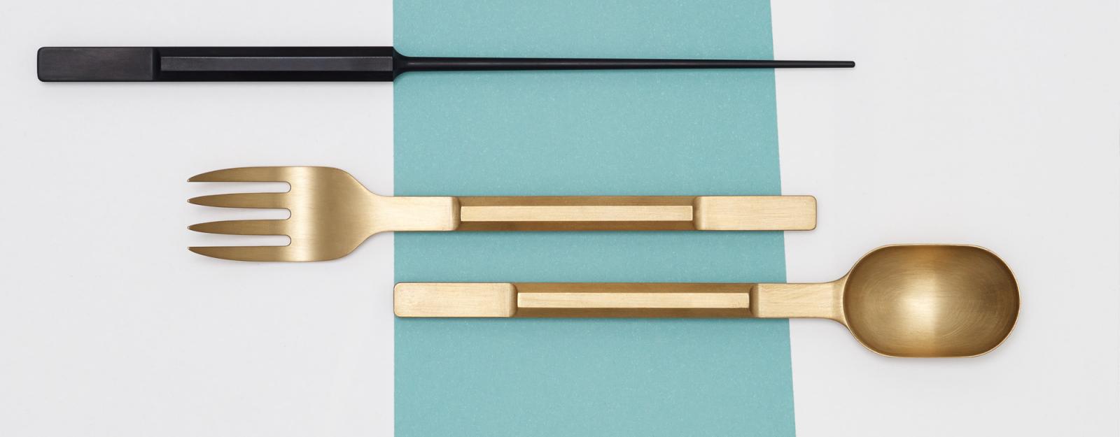 Creative Cutlery by Maarten Baas and Koichi Futasumata - Core77