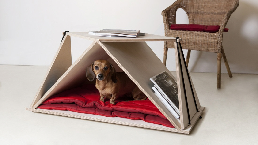 pets furniture. Storage Furniture, Feeders And Toy Organizing Solutions For Pet Owners - Core77 Pets Furniture E