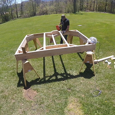 core77 table direstas cut how to build an eleven foot farmhouse dining table