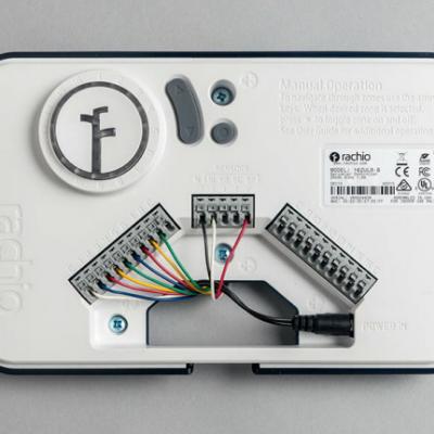 rachio smart sprinkler controller manual