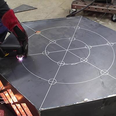 A Cnc Milled Coffee Table A Diy Modular Concrete Kitchen