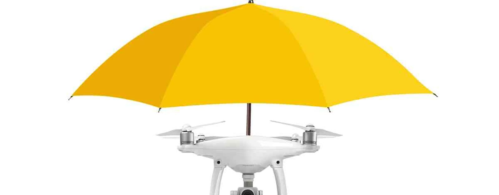 the drone umbrella core77