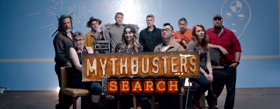 mythbusters adam jamie thesis What do adam and jamie think of mythbusters: the search and the idea of a new generation of mythbusters i know that adam and jamie have done at least one.