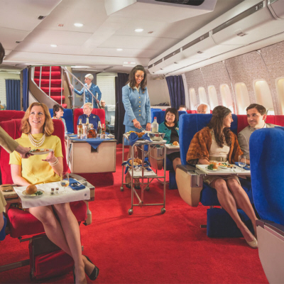 Design Job Take It Sky High Aeria Luxury Interiors Is Seeking A Aircraft Interior Designer In