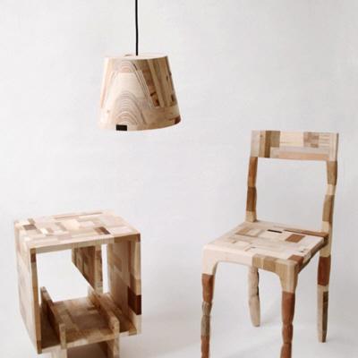 Wood Waste Scrap Furniture Core77