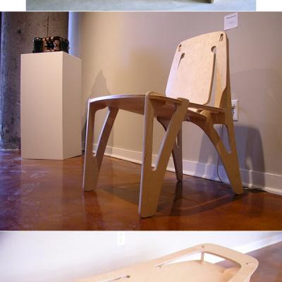 Andy Kem S Cnc D Plywood Furniture Core77