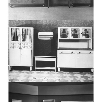 A brief history of kitchen design part 5 poggenpohl 39 s early influence 1892 1923 core77 for Kitchen design brief example