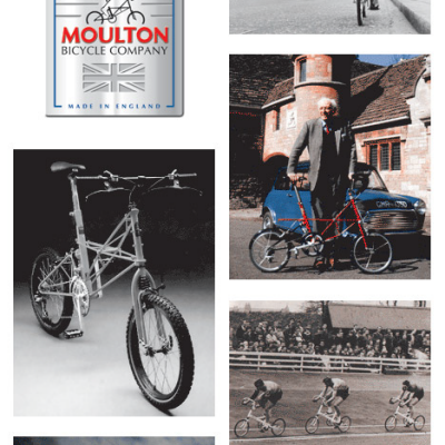 Moulton Bicycle Company Yesterday And Today Core77