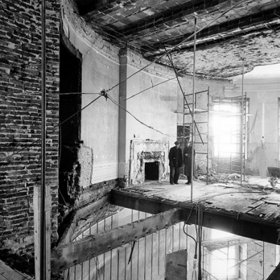 The History Behind A Certain 55 000 Square Foot Fixer