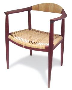 Life and work of Danish furniture designer Hans J Wegner