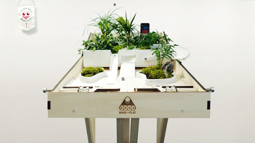 Design Your Own Functional Pinball Machine with the Makerball Kit ...