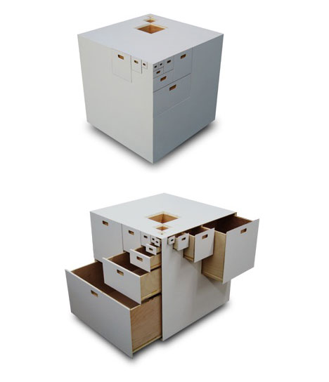 Fractal furniture Core77