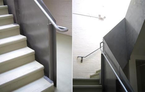 Как сделать перила для лестницы из гипсокартона
