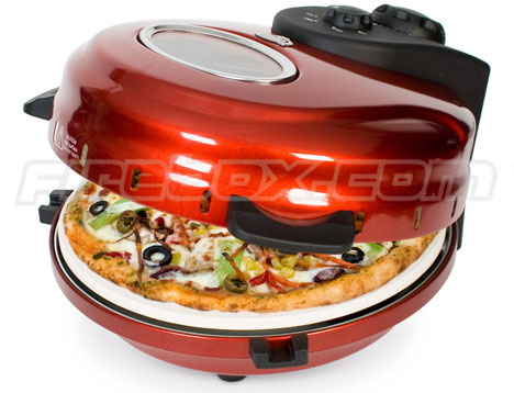 this neatlooking device looks like it has something to offer humanity itu0027s actually just a countertop pizza maker - Countertop Pizza Oven