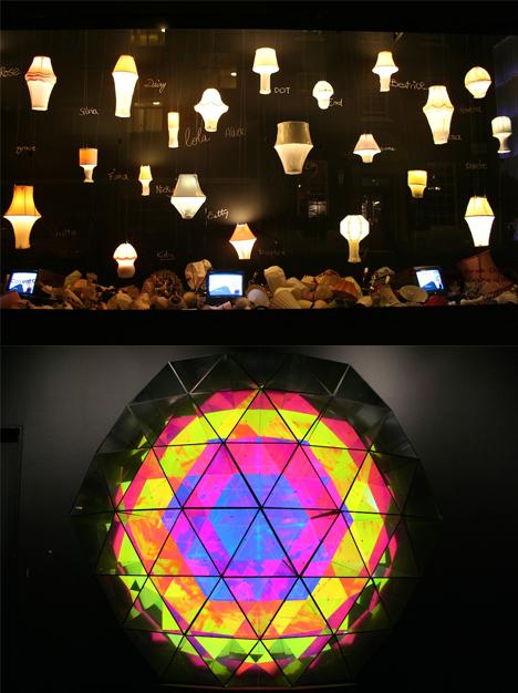 London design festival 2008 designersblock selfridges for Window design jobs london