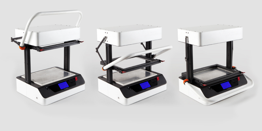 Vaquform Desktop Vacuum Forming Comes Of Age For The