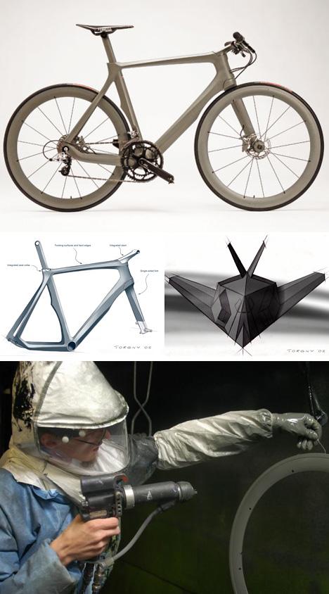 lopakodó bicikli