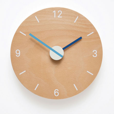 This Clock is designed and manufactured by Barnaby Tuke in collaboration  with Studio Special, both based in the UK. Referencing automotive dials ...