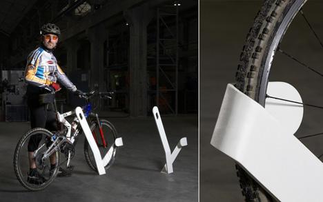 Roel Vandebeek S Better Bicycle Stand Core77