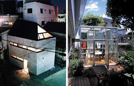japan micro homes house k bjpg 468300 Urban Pinterest