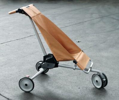cursum stroller by cindy sjöblom