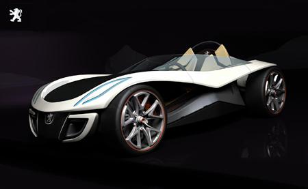 2007 Peugeot Flux Concept. Peugeot design contest