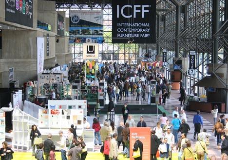 New york design week 2006 icff core77 for Icff exhibitors 2014